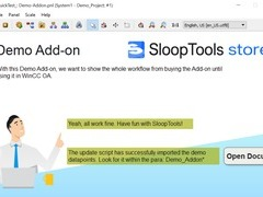 Demo Add-on - SloopTools Store